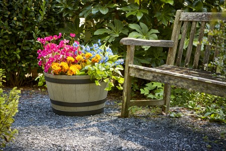 pots planters containers southern