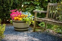 Patio Container Garden Ideas