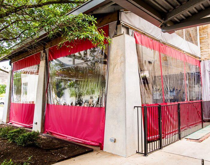 restaurant vinyl patio covers