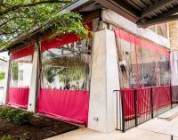 Restaurant Patio Enclosures Plastic - Frasesdeconquista.com