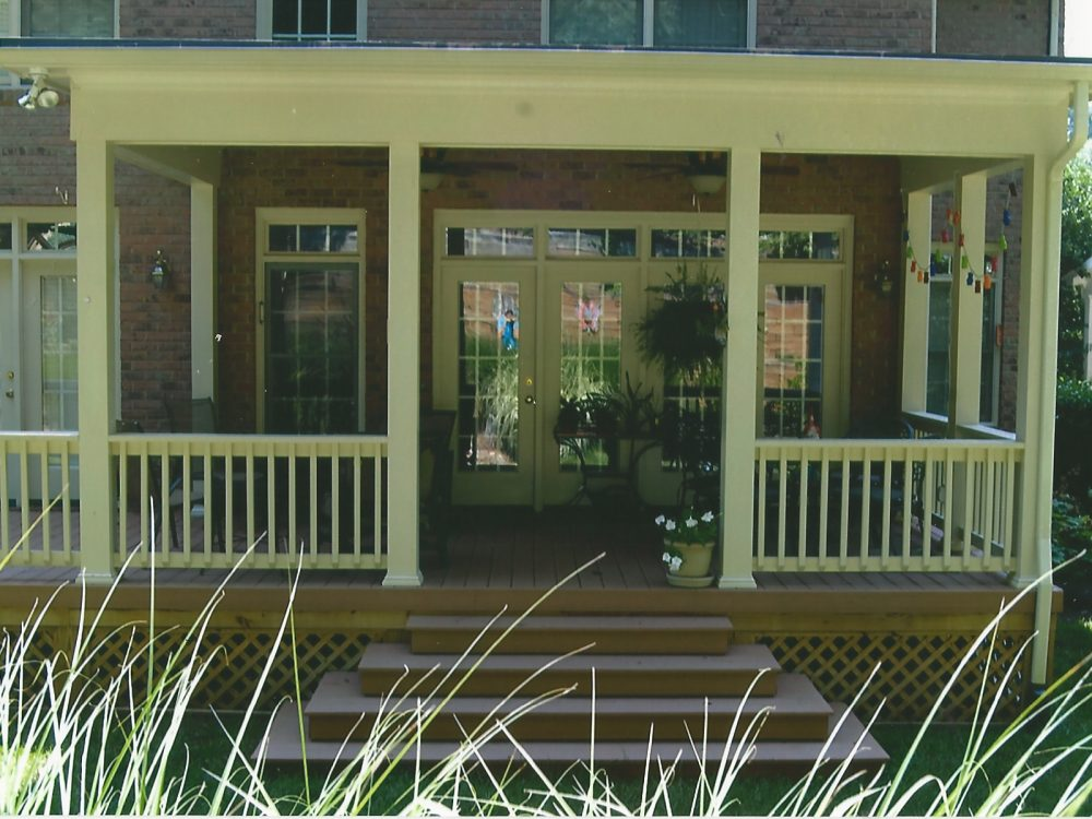 Charlotte Home Remodeling Company  Southern Porch and Patio