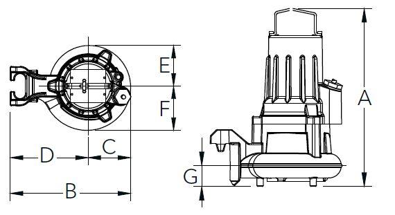 Lowara 1310 Vortex Pump