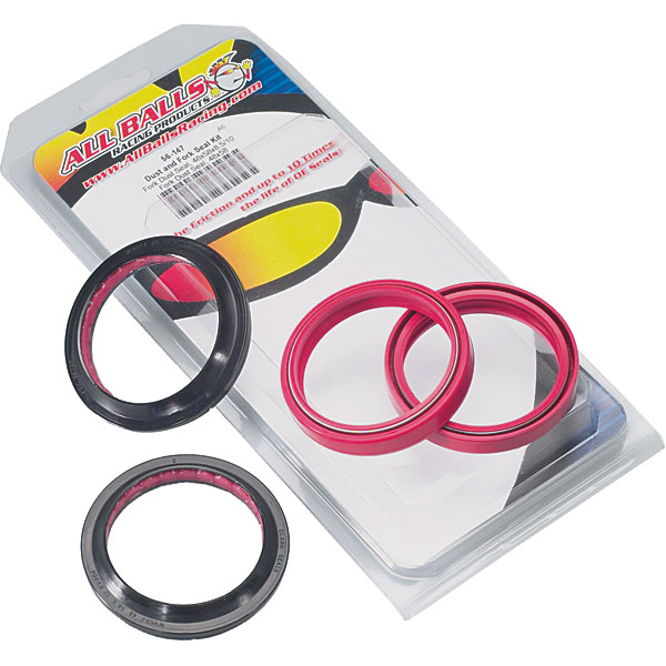 Fork Seal   Dust Seal Kit 43X52.7X9.5 10.3 – All Ball Racing ... fe3af141216