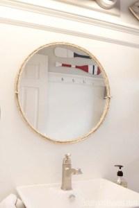 22 Amazing Nautical Bathroom Mirrors