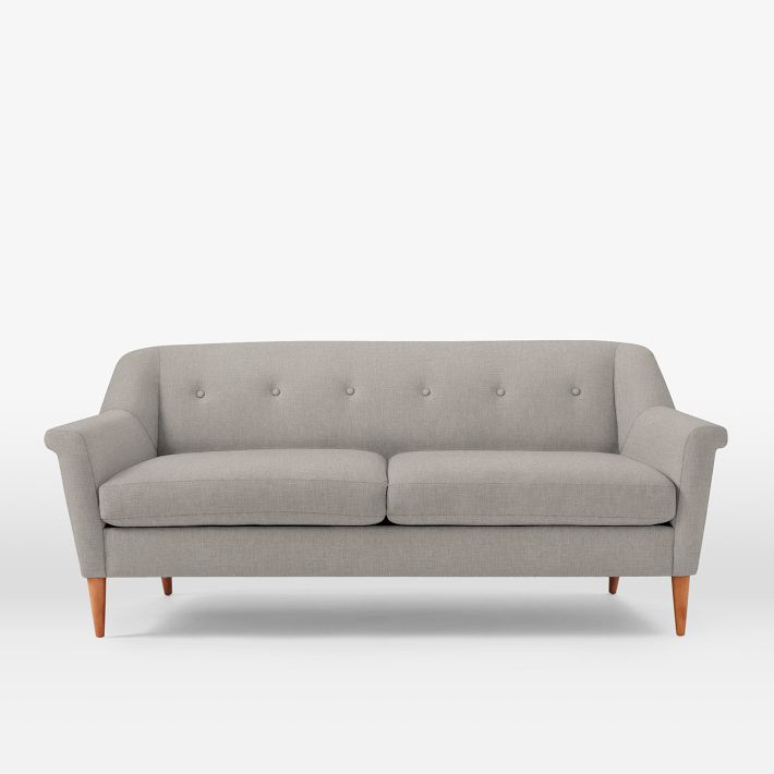 emma tufted sofa gray design ideas a new or an old made new? - southern revivals