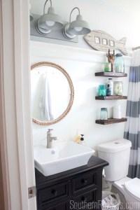 22 Amazing Nautical Bathroom Mirrors | eyagci.com