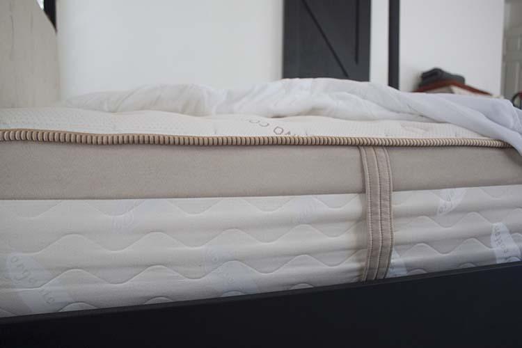 pillow top vs memory foam why we
