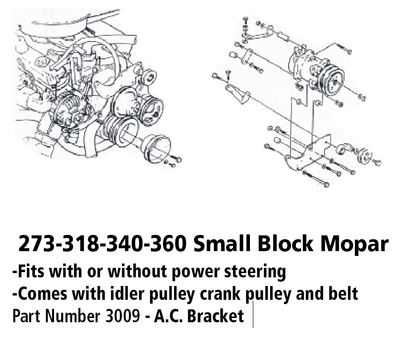 273-318-340-360 small block Mopar