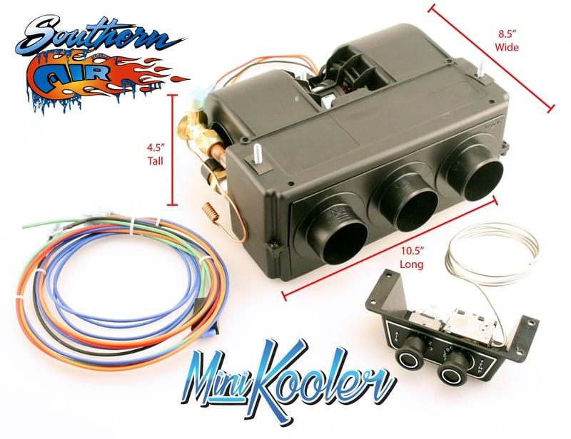 72 Chevy Alternator Wiring Diagram All New Mini Kooler Complete Kit