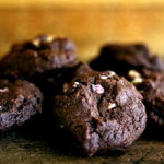 Day 14: 'Chocolate Peppermint Bark Cookies