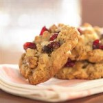 Day 19: 'Cranberry Walnut Oatmeal Cookies
