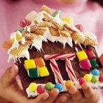 Day 17: 'Gingerbread House Cookies