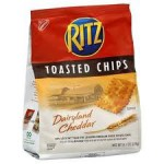 Product Review: Ritz Toasted Chips 'Dairyland Cheddar'