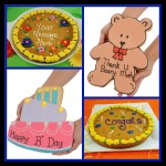 Giveaway: Giant Cookie Cake