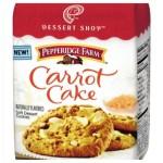 Taste Test Tuesday: Pepperidge Farm Carrot Cake Cookies