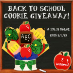 Giveaway: Gourmet Cookie Bouquets