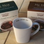 Taste Test Tuesday: Tastefully Simple My Mug Cake