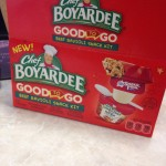 Taste Test Tuesday: Chef Boyardee Good To Go Snack Kit