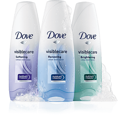 Dove VisibleCare: Review & Body Wash Giveaway :: Southern Savers
