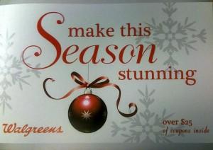 Walgreens Make this Season Stunning Booklet
