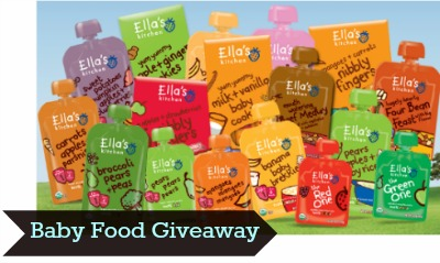 ellas kitchen baby food commercial sink faucet ella s organic review giveaway southern savers
