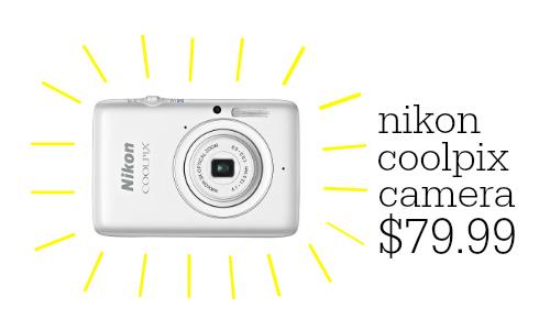 Best Buy Deal: Nikon Coolpix Camera + Shutterfly Photo