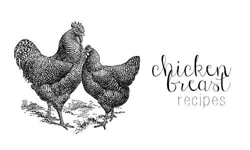 Menu Plans: Chicken Breast Recipes :: Southern Savers