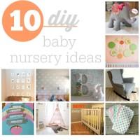 Top 10 DIY Baby Nursery Ideas :: Southern Savers