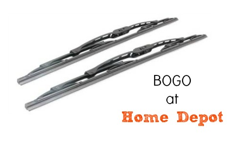 BOGO Windshield Wipers at Home Depot :: Southern Savers