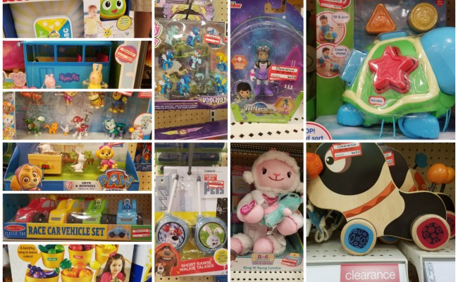 Target Toy Clearance 70 Off Southern Savers