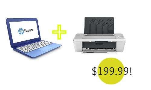 Walmart Hp Laptop Amp Printer Bundle 199 99 Southern