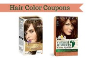 Hair Color Coupons | Save on Clairol and L'Oreal Hair ...