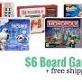 Board Games Starting At 5 Free Shipping Southern Savers