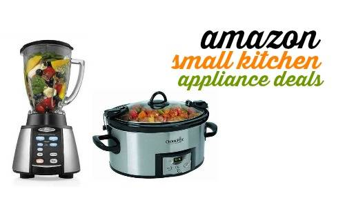 amazon kitchen appliances nantucket polar white cabinets small deals southern savers