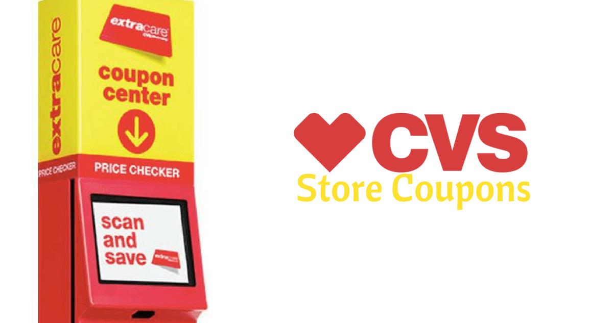 cvs store coupons printing