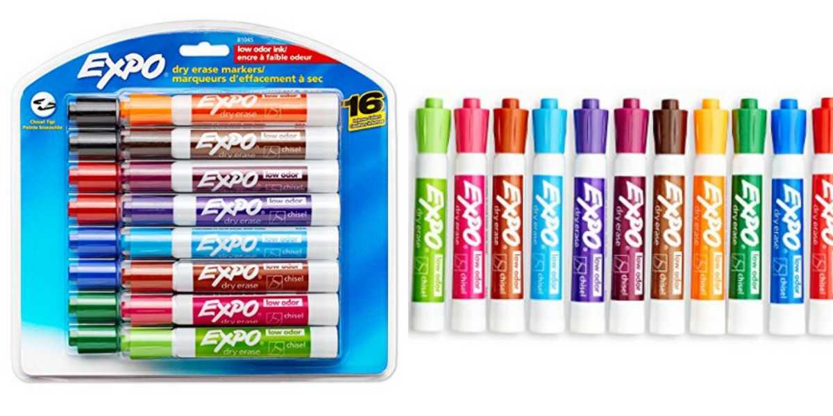 Amazon Expo Dry Erase Markers 46 Each  Southern Savers