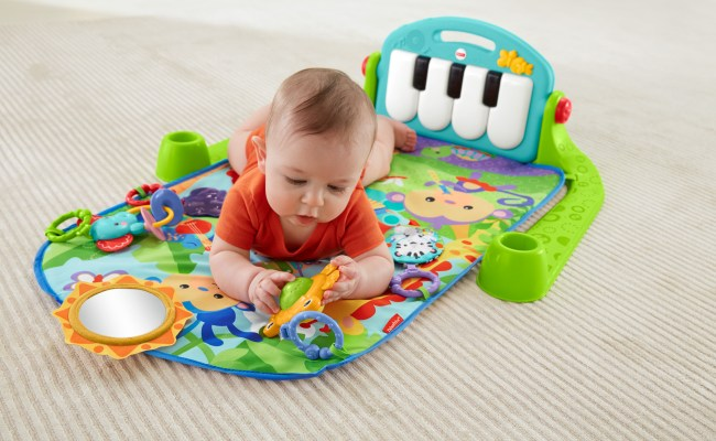 Fisher Price Kick And Play Piano 22 Shipped Southern