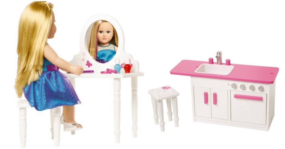 Walmart Deals Save on 18 Doll Furniture  Southern Savers
