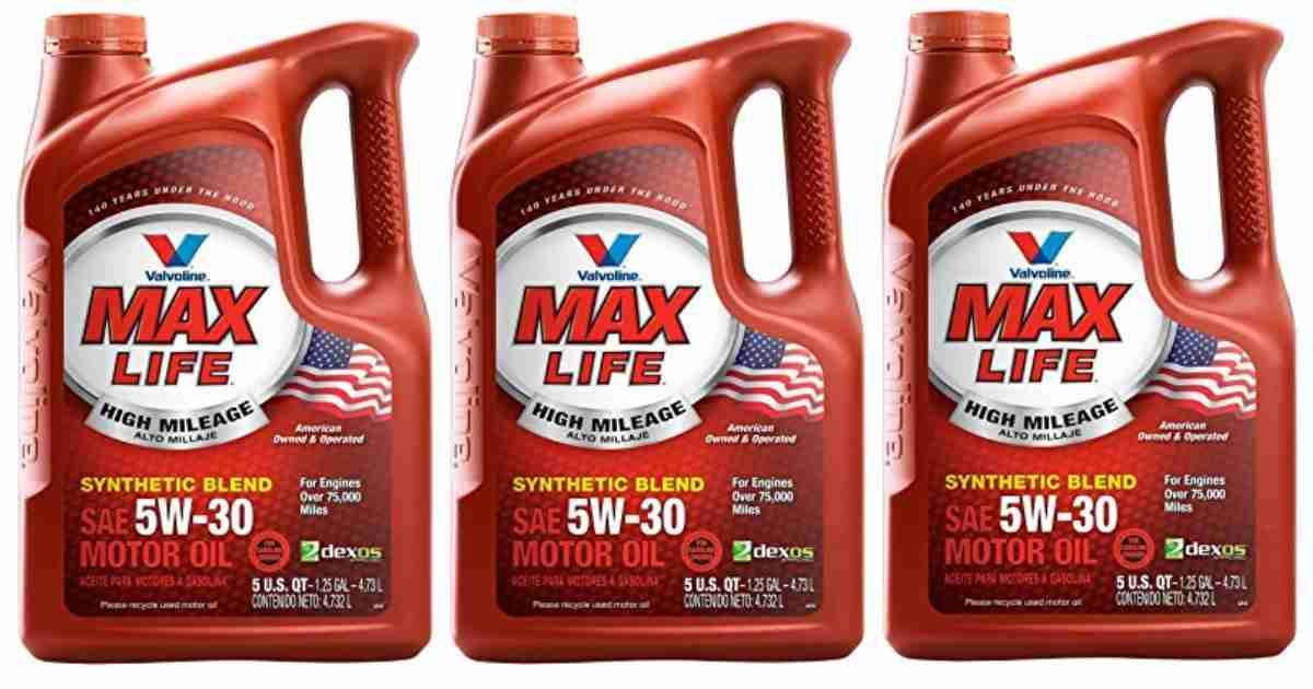 Valvoline Coupon  1487 5Qt Motor Oil  Southern Savers