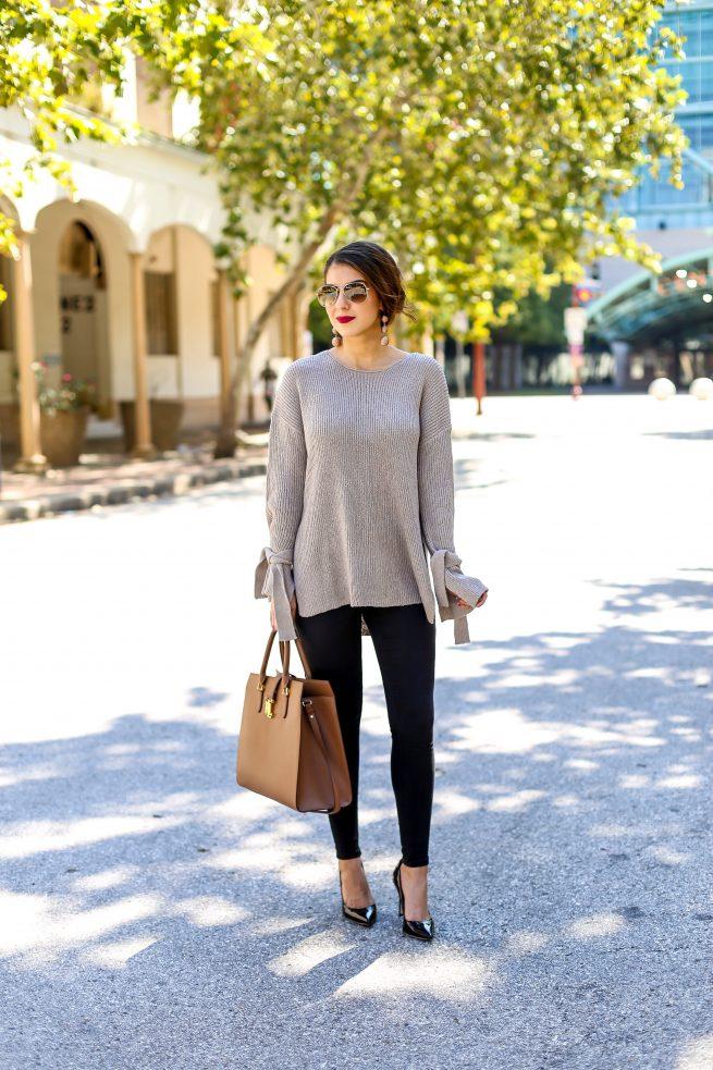 Perfect Fall Tunic Sweater