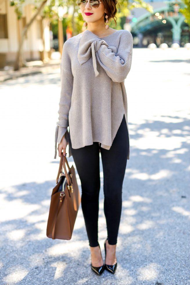 Perfect Falll Tunic Sweater for Your Wardrobe