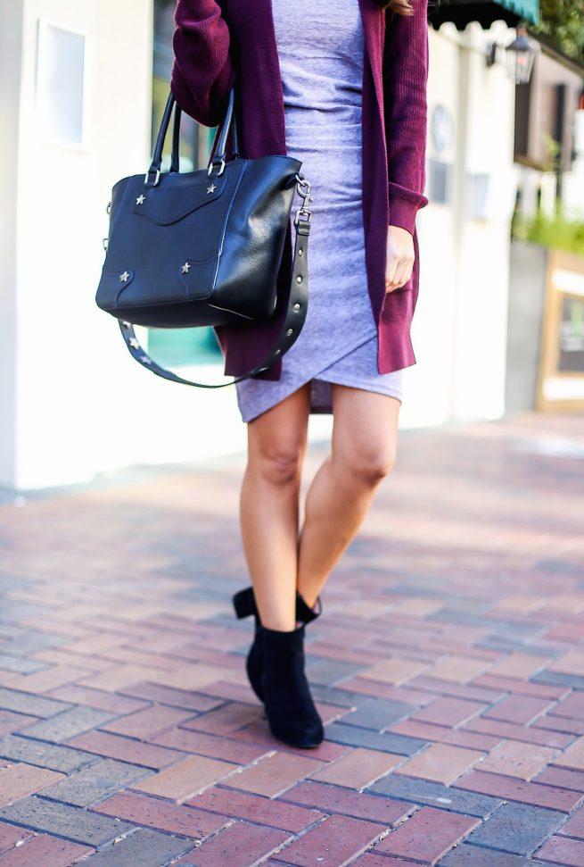Body Con Dress for Fall Season
