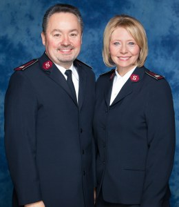Lt. Colonels Kelly & Donna Igleheart