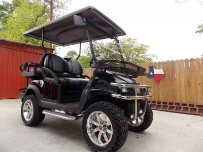 E Z Go Golf Cart Batteries Wiring Diagram Black Chrome Edition Phantom Club Car