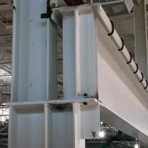 Crane Connection Detail