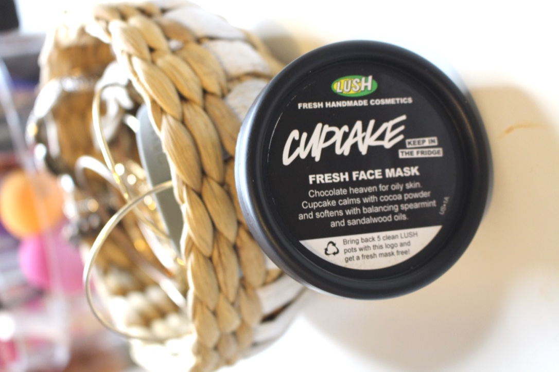 Lush 'Cupcake' fresh face mask review