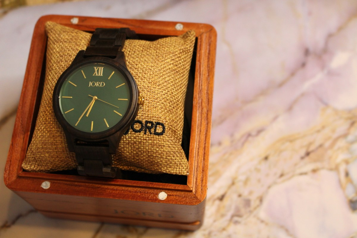 JORD, watches, jord watches, wood watch, watch, Ivana Hrynkiw, Southern Style Diaries