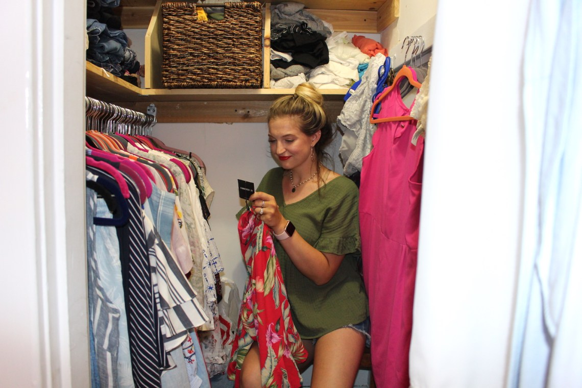 Southern Style Diaries, Ivana Hrynkiw, clothes, shopping, budget