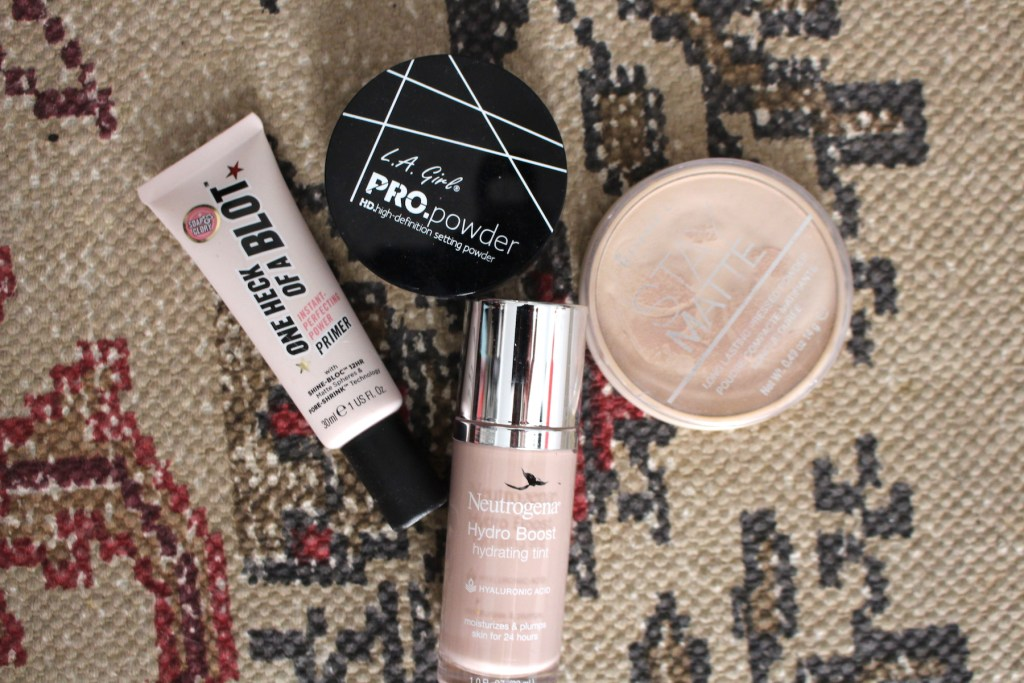 Beauty products that I'm throwing away