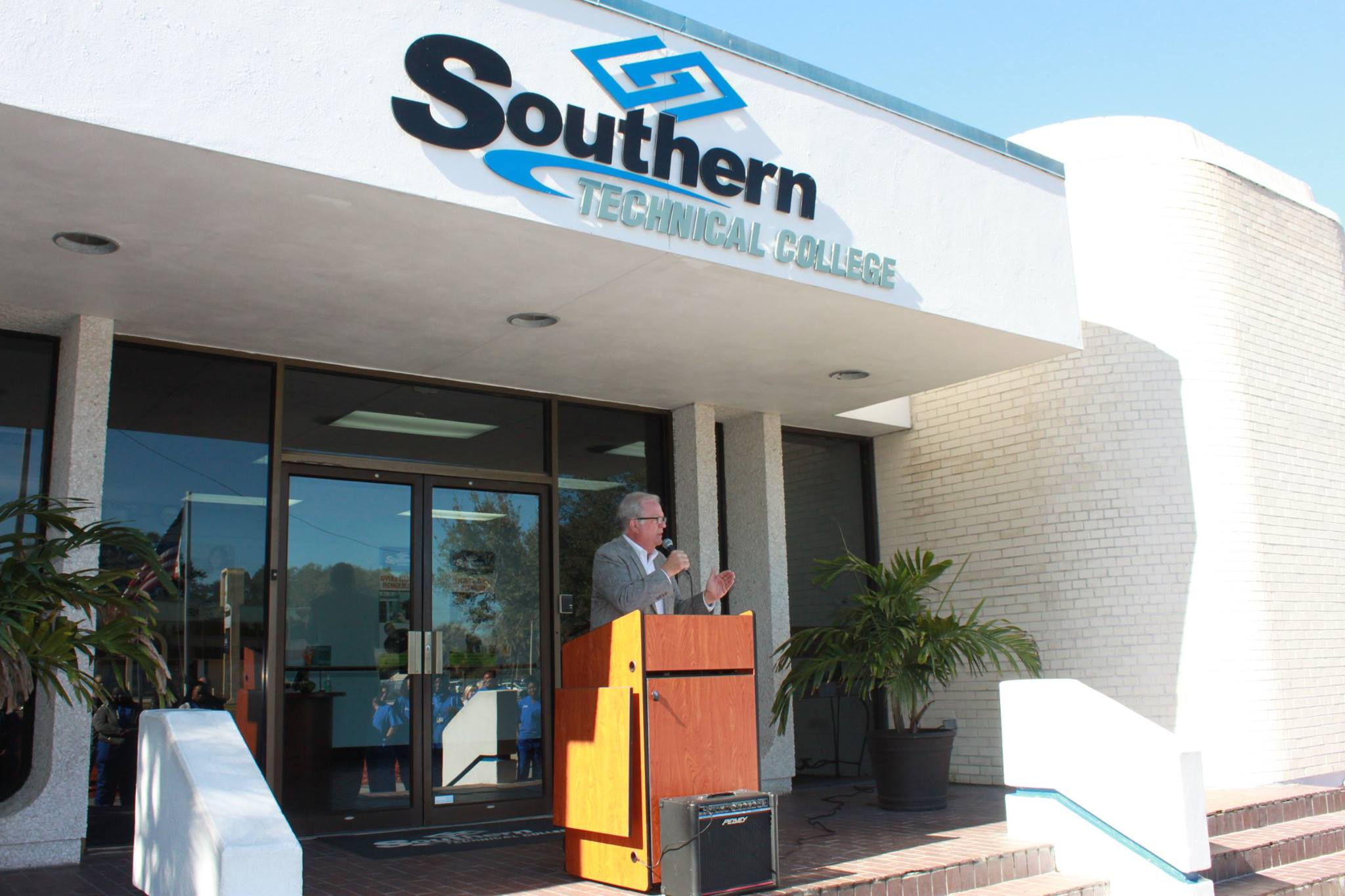 Southern Technical College Welcomes Auburndale Mayor
